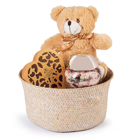 Schoko & Teddy und Relax